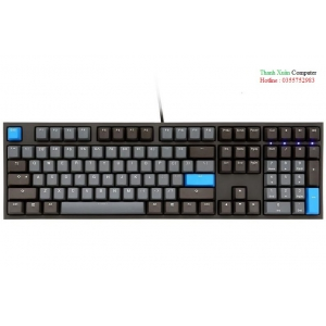 Bàn phím cơ Ducky One Skyline Brown switch