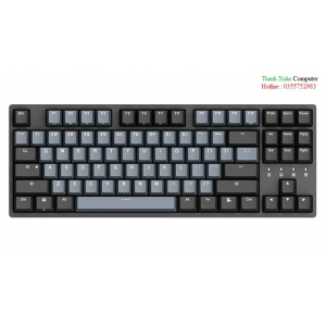 Bàn phím cơ Durgod Taurus K320 Space Gray Blue switch