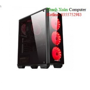 PC lắp ráp - AKC Gaming Pro P3 8100/8GB/1050Ti