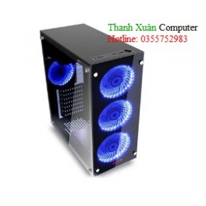 PC lắp ráp - AKC Gaming Semi-Pro SP5 G5400/8GB/1060-6G